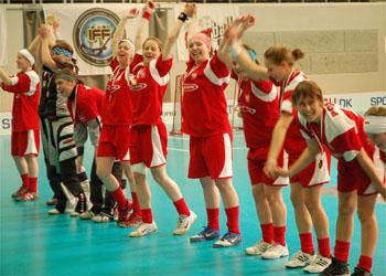 Team Poland/Picture:Päivi Väänänen