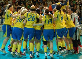 Team Sweden/Picture:Päivi Väänänen