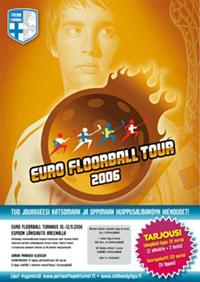Euro Floorball Tour 2006