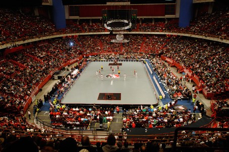 The Swedish Final Sm Finalen Is The Biggest Swedish Floorball Event And We Work Hard To Develop The Successful